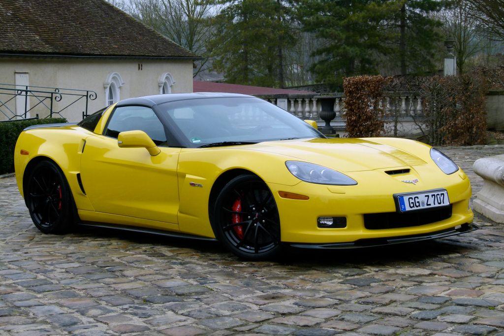 Essai CHEVROLET Corvette Z06