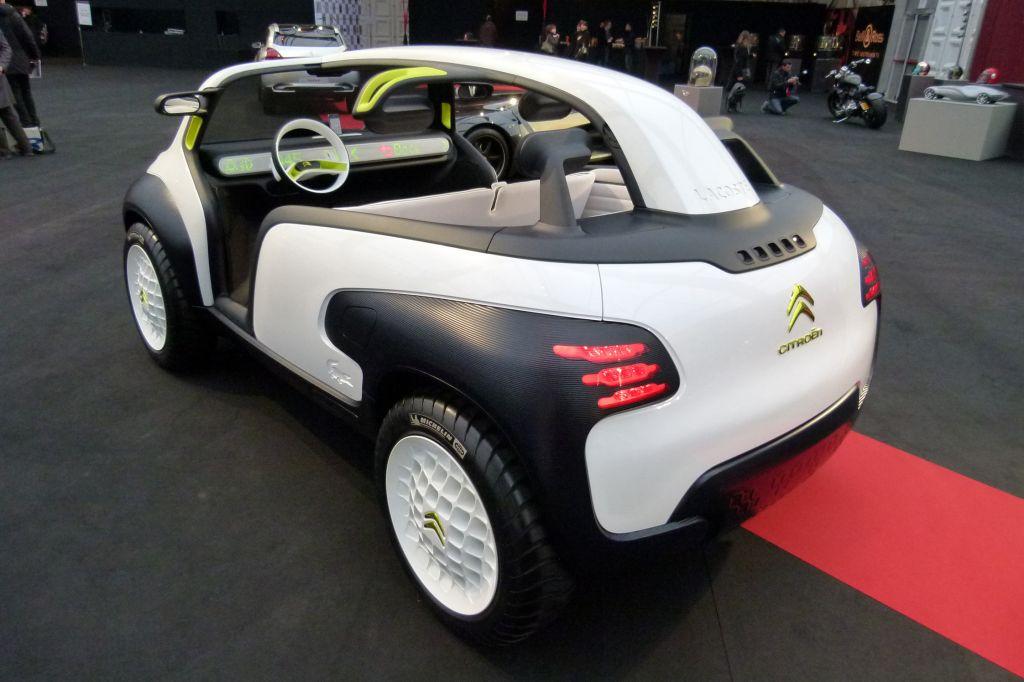 citroen lacoste mondial automobile de paris 2010. Black Bedroom Furniture Sets. Home Design Ideas