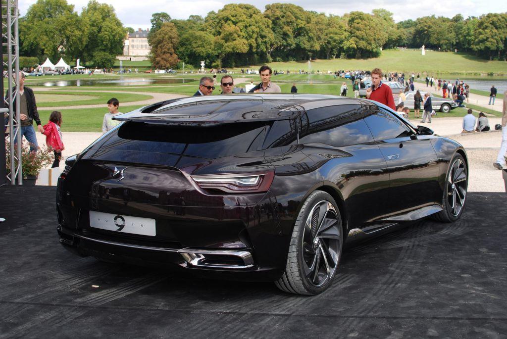 CITROEN Numéro 9 - Mondial de l'Automobile 2012.com