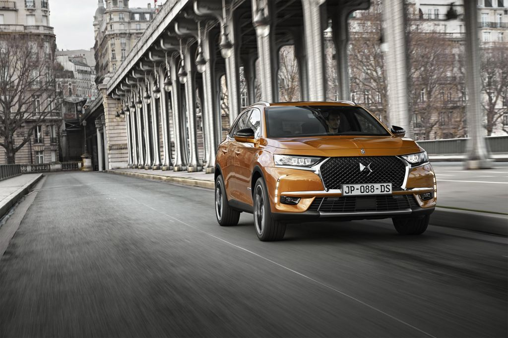 Essai DS 7 Crossback BlueHDi 180 EAT8