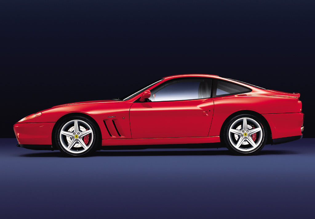 FERRARI 575M Maranello - Salon de Genève 2002.com