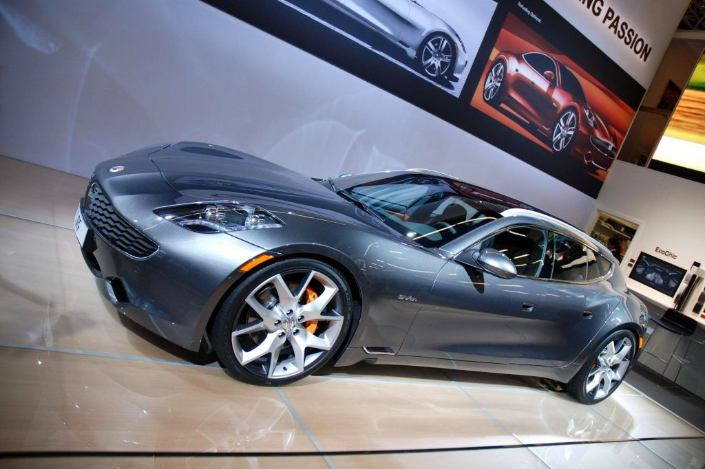 FISKER Surf - Salon de Francfort 2011.com