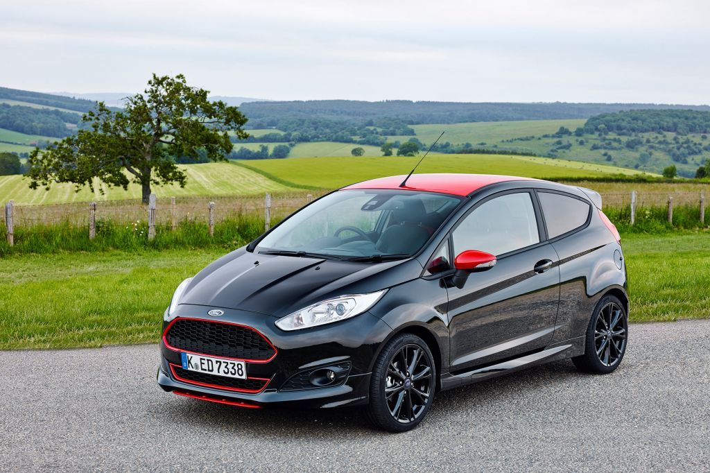 Essai FORD Fiesta Black Edition