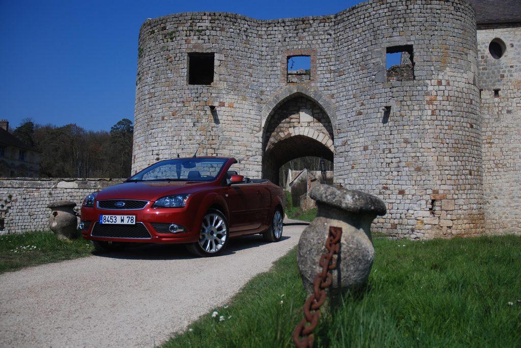 Essai FORD Focus Coupé-Cabriolet 2.0 16V