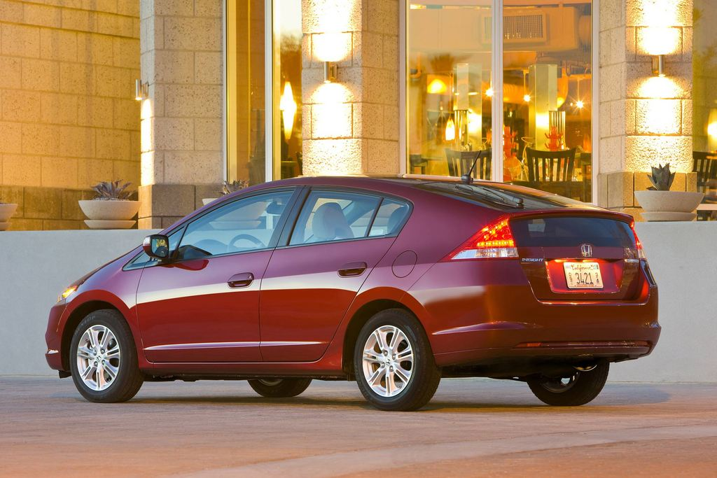 Essai HONDA Insight