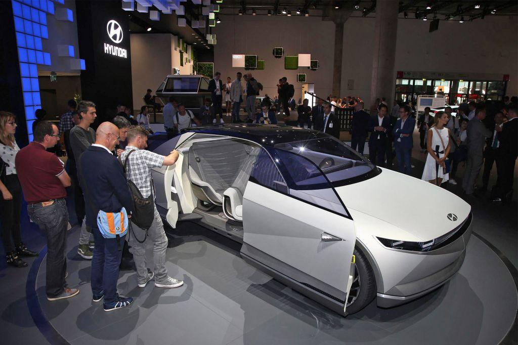 HYUNDAI Concept 45 - Salon de Francfort 2019.com