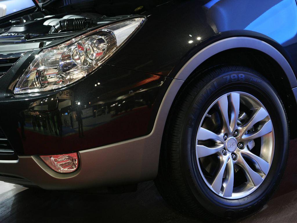 HYUNDAI Ix55 - Mondial automobile 2008.com