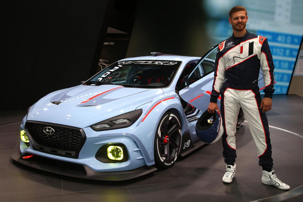 HYUNDAI RN30 Concept - Mondial de l'Automobile 2016.com