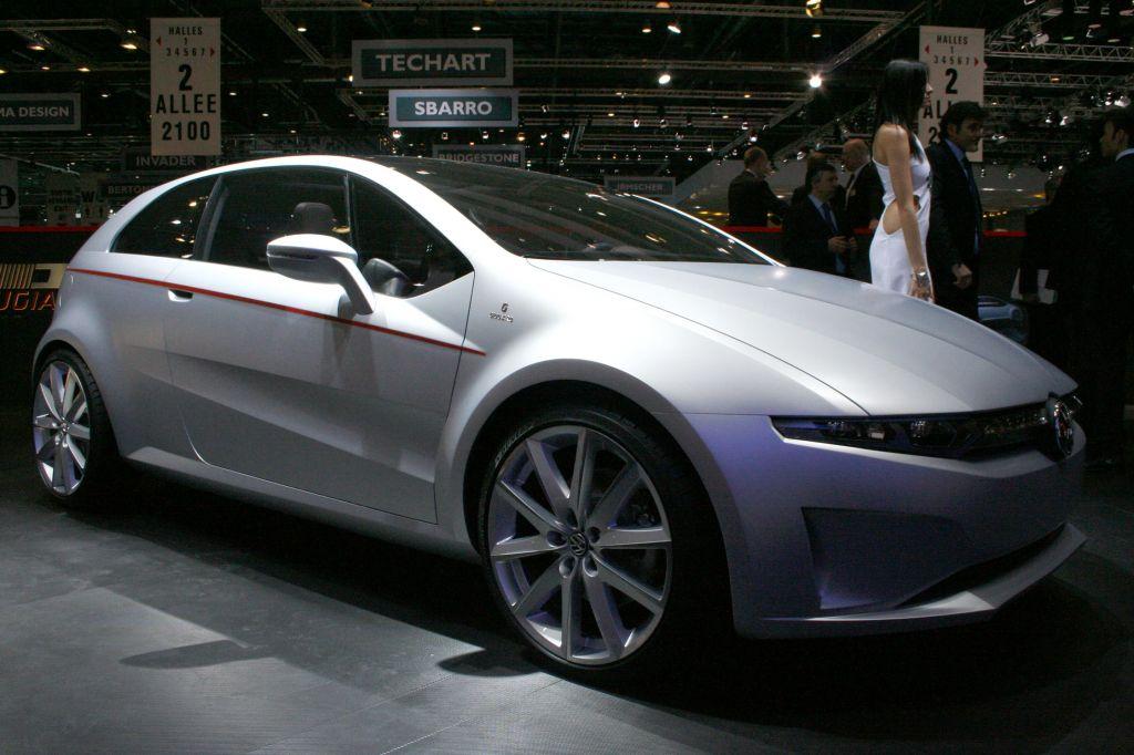 ITAL DESIGN VW Tex - Salon de Genève 2011.com