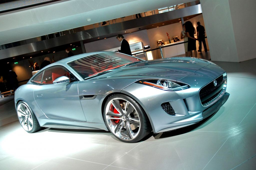 JAGUAR C-X16 - Salon de Francfort 2011.com