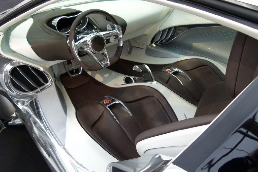 JAGUAR C-X75 Concept - Mondial automobile de Paris 2010.com