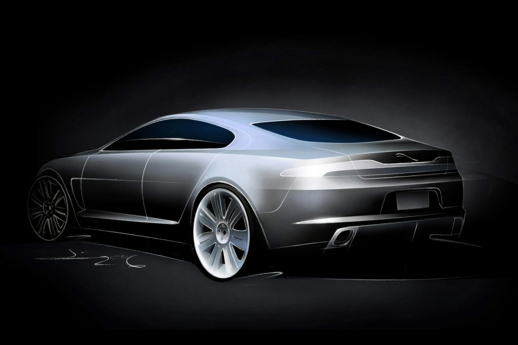 JAGUAR C-XF Concept - Salon de Detroit 2007.com
