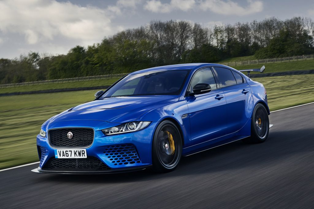 Essai JAGUAR XE SV Project 8