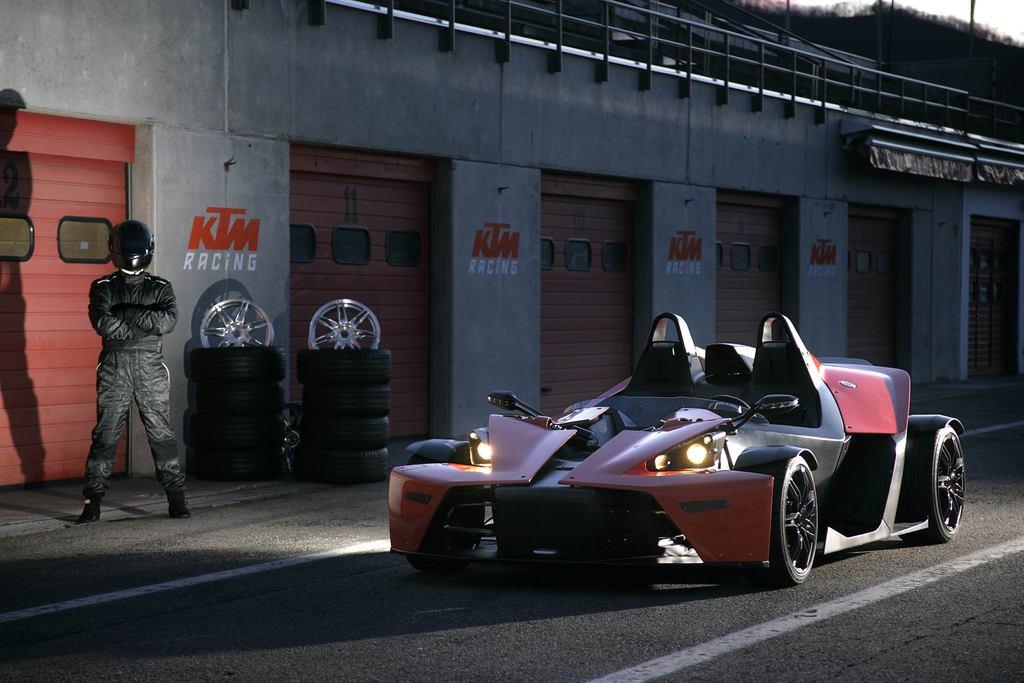 KTM X-Bow - Salon de Genève 2007.com