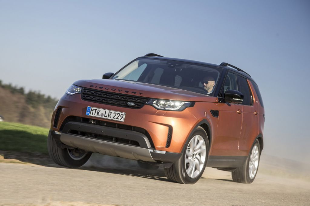 Essai LAND ROVER Discovery 5 Td6 HSE Luxury