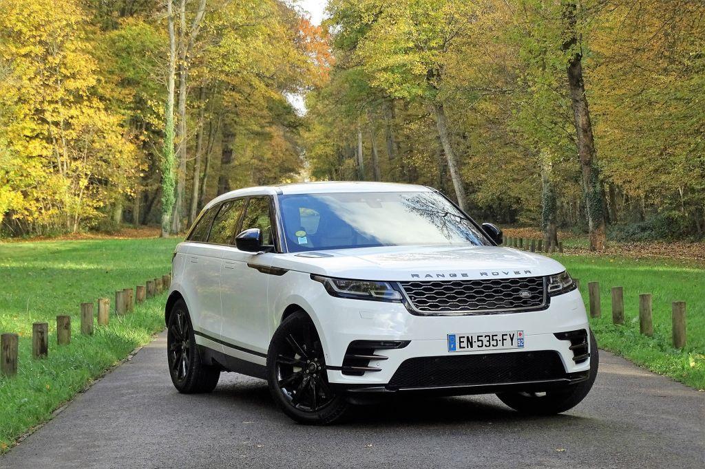 Essai LAND ROVER Range Rover Velar D240