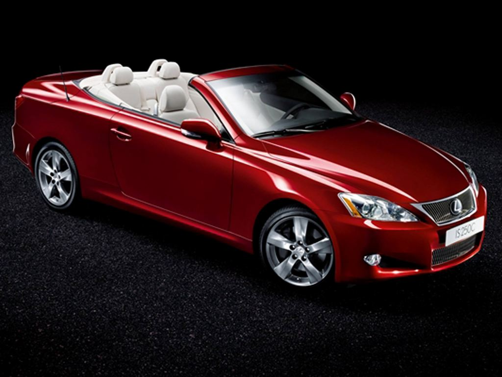 LEXUS IS 250 Cabriolet - Mondial automobile 2008.com