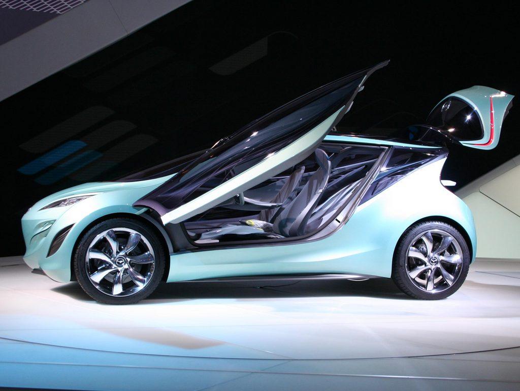 MAZDA Kiyora - Mondial automobile 2008.com