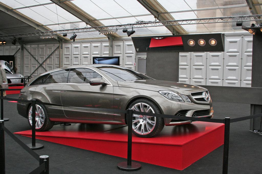 MERCEDES Concept Fascination - Mondial automobile 2008.com