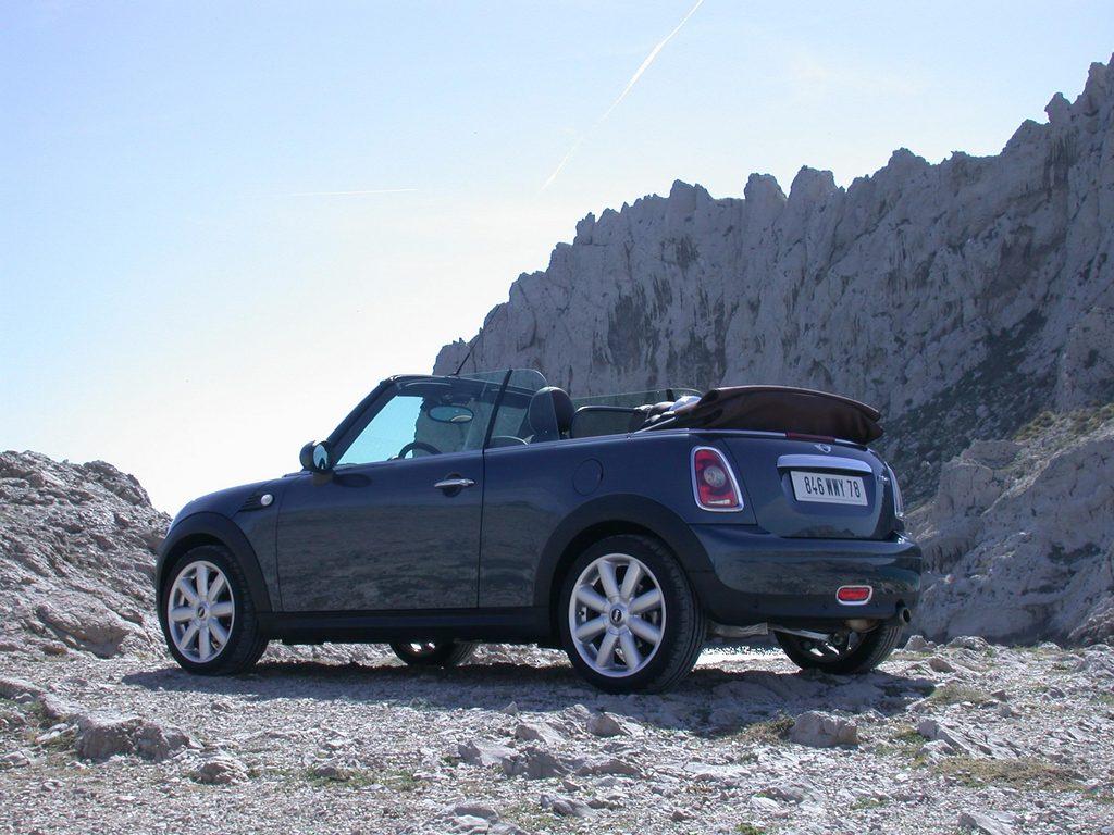 Essai MINI Cooper Cabrio 2009