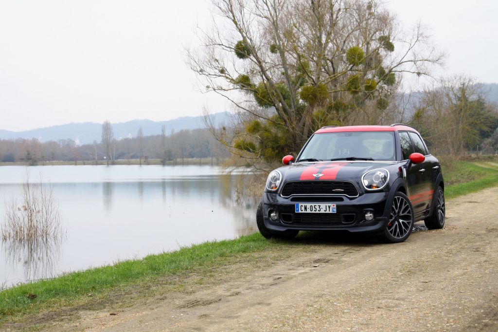 Essai MINI Countryman John Cooper Works