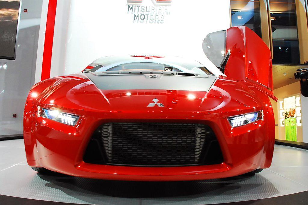 MITSUBISHI Concept-RA - Salon de Detroit 2008.com