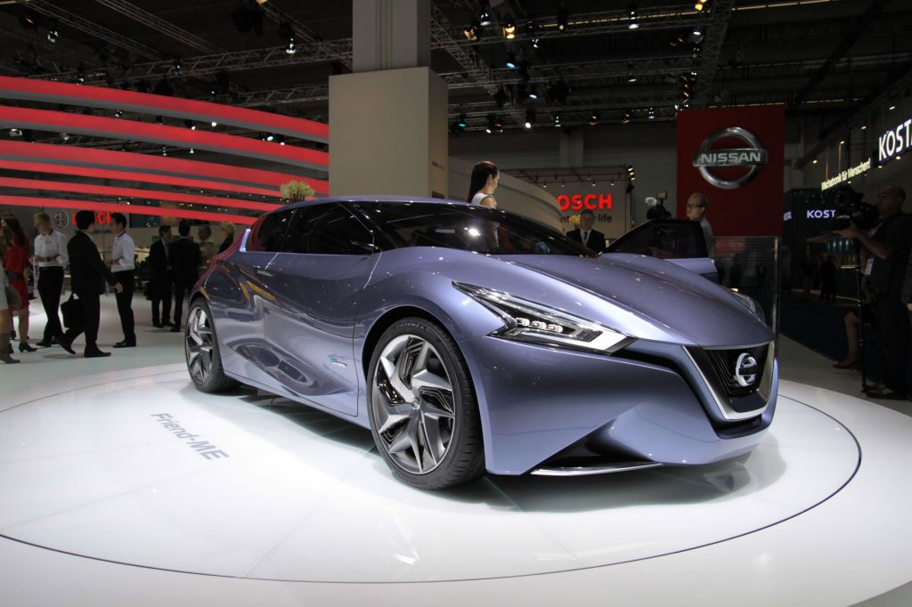 NISSAN Friend-Me Concept - Salon de Francfort 2013.com