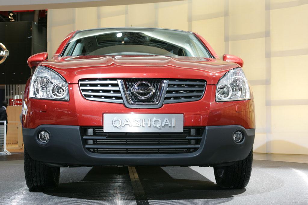 NISSAN Qashqai - Mondial de l'automobile 2006.com