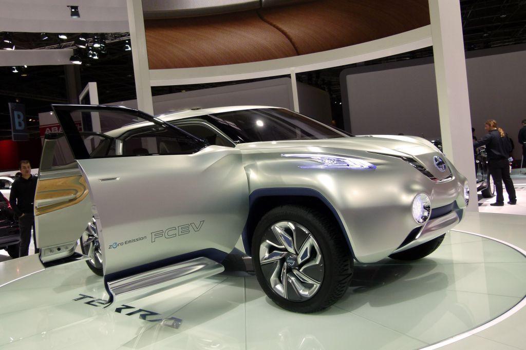 NISSAN TeRRA Concept - Mondial de l'Automobile 2012.com