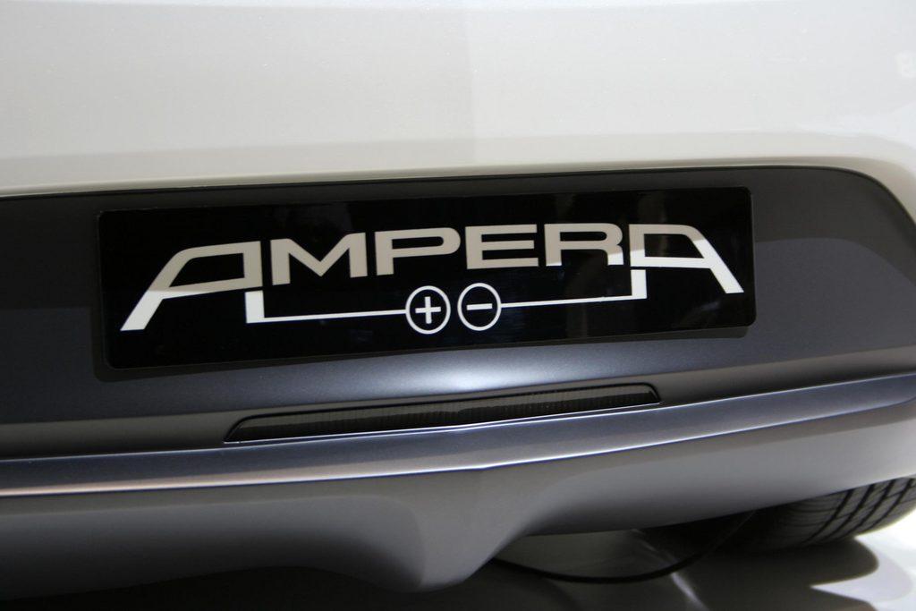 OPEL Ampera - Salon de Genève 2009.com