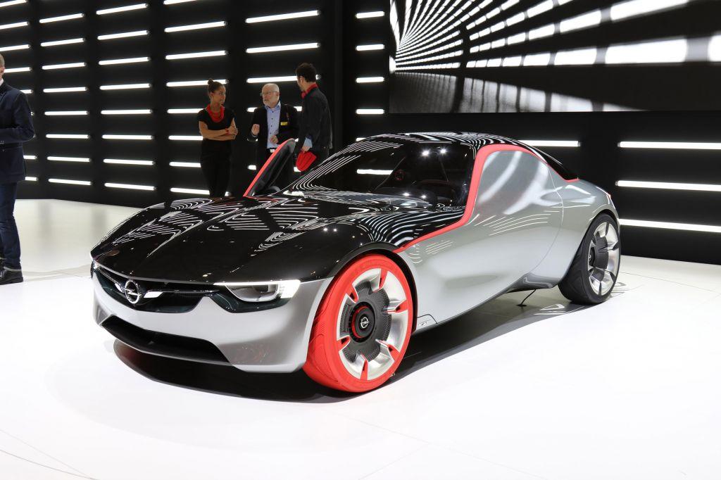OPEL GT Concept - Salon de Genève 2016.com