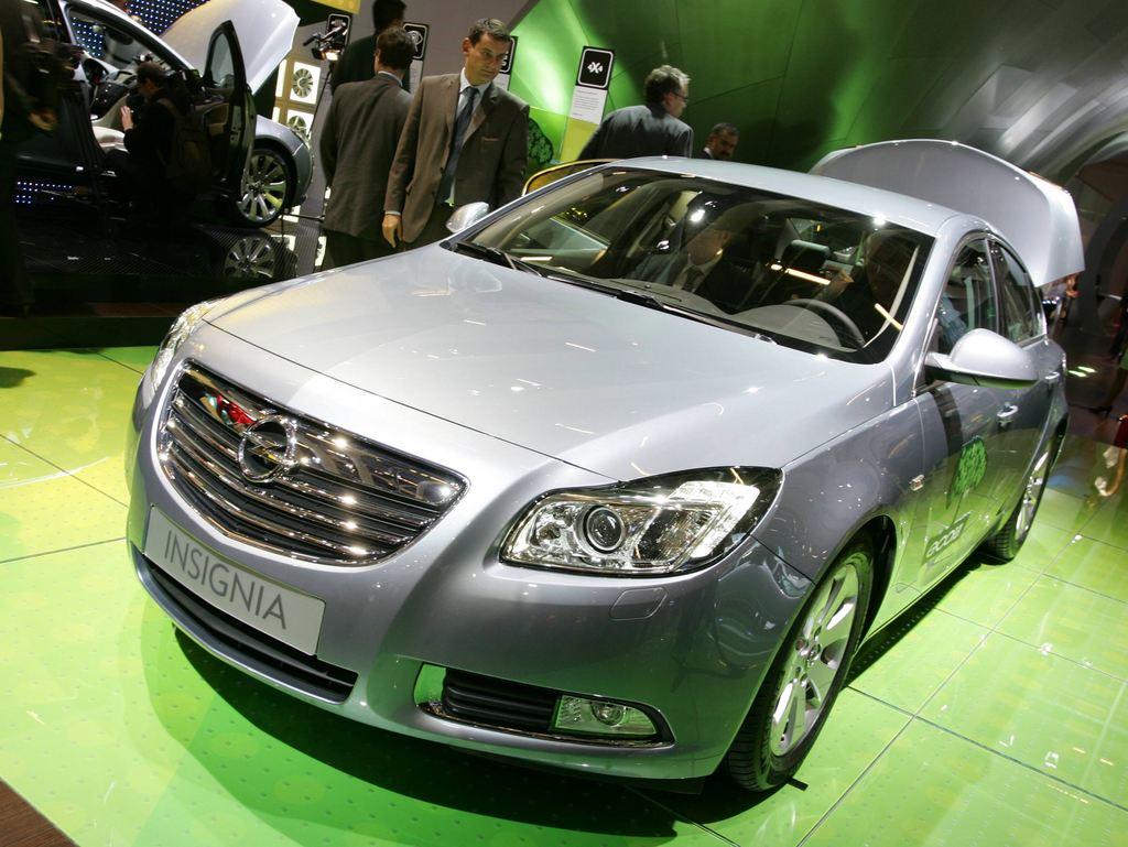 OPEL Insignia - Mondial automobile 2008.com