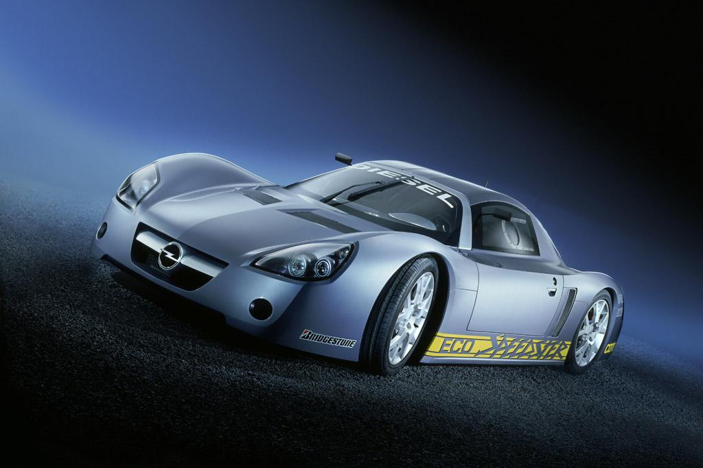 OPEL Eco Speedster - Mondial de Paris 2002.com