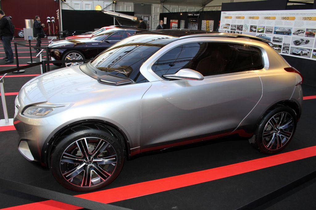 PEUGEOT HR1 Concept - Mondial automobile de Paris 2010.com