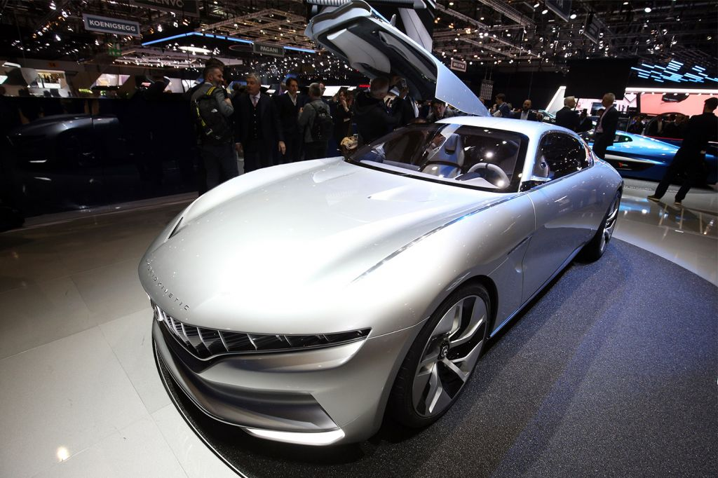PININFARINA HK GT Concept - Salon de Genève - GIMS 2018.com
