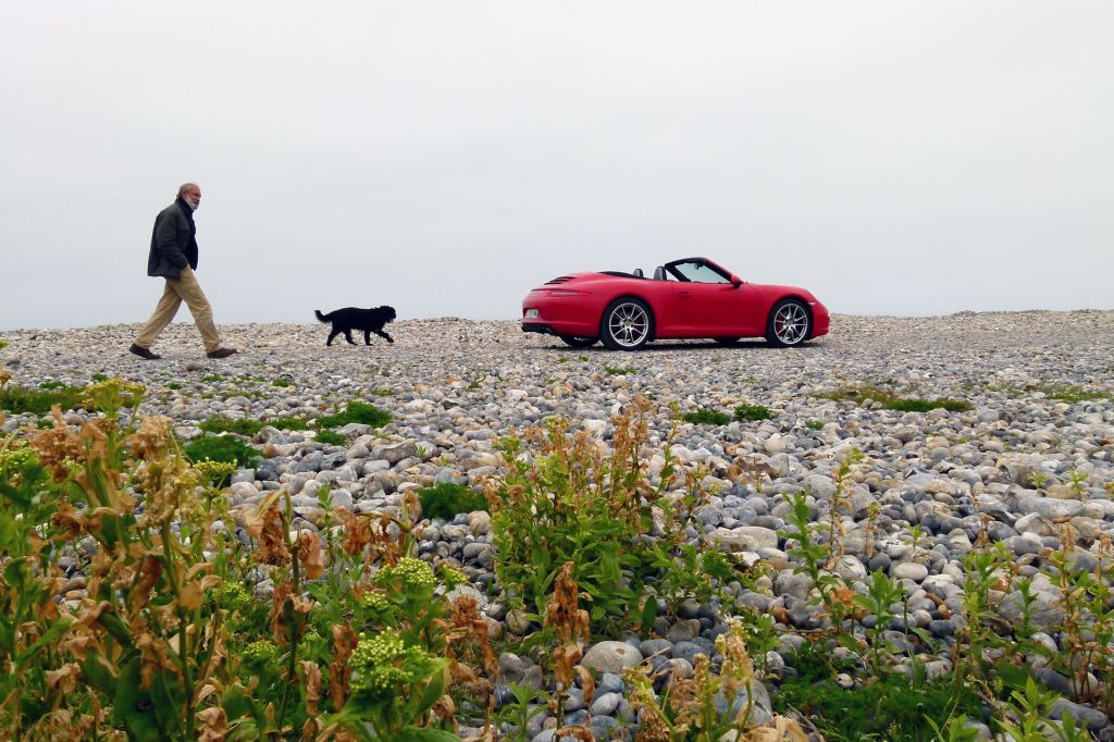 Essai PORSCHE 911 (991) Carrera S Cabriolet