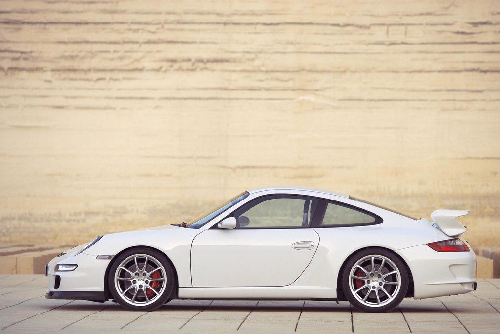 Essai PORSCHE 911 GT3
