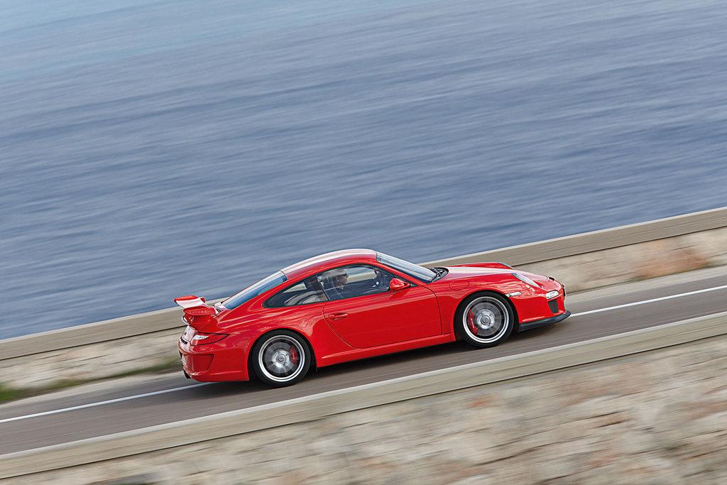 PORSCHE 911 GT3 - Salon de Genève 2009.com