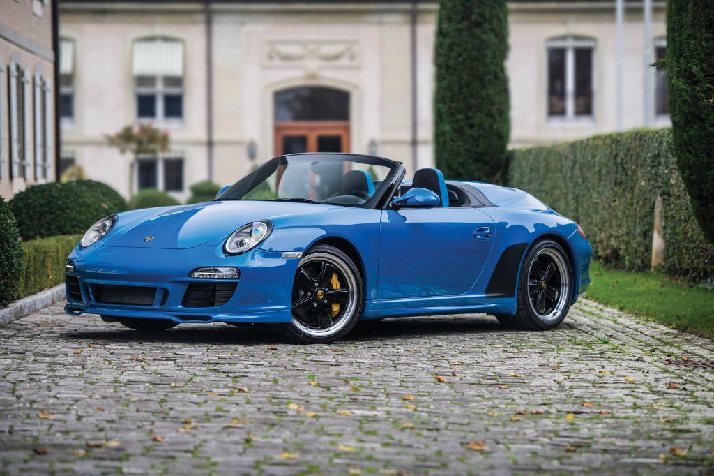 PORSCHE 911 Speedster - Mondial automobile de Paris 2010.com
