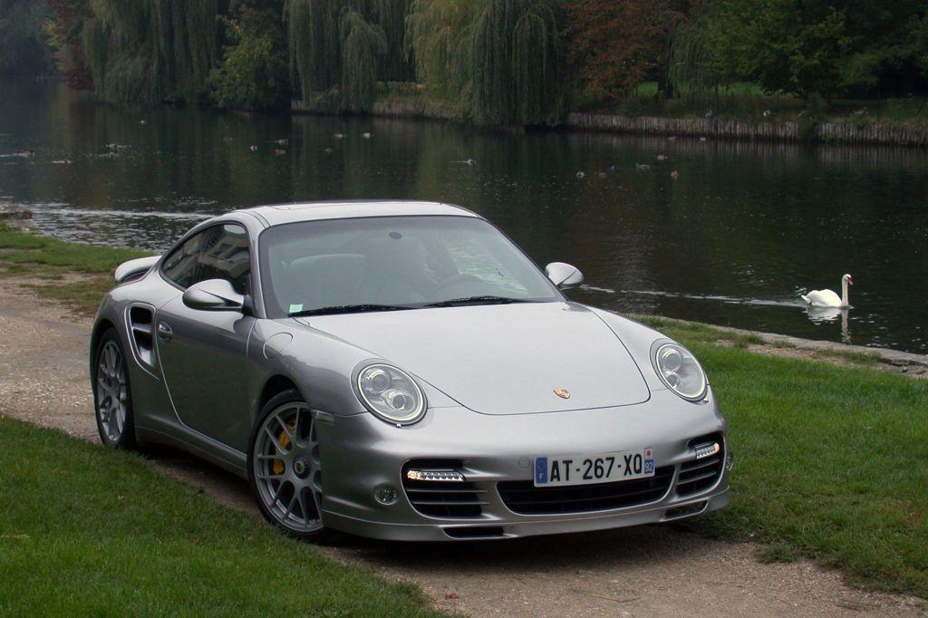 Essai PORSCHE 911 Turbo S