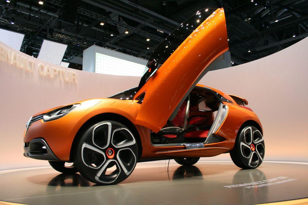 RENAULT Captur concept - Salon de Genève 2011.com