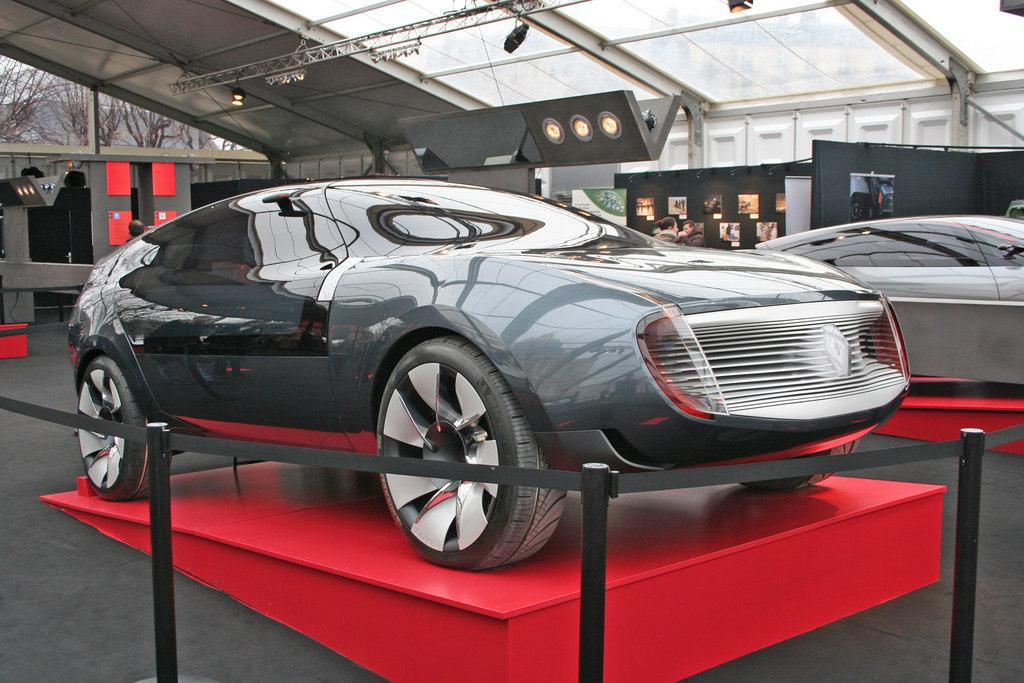 RENAULT Ondelios - Mondial automobile 2008.com
