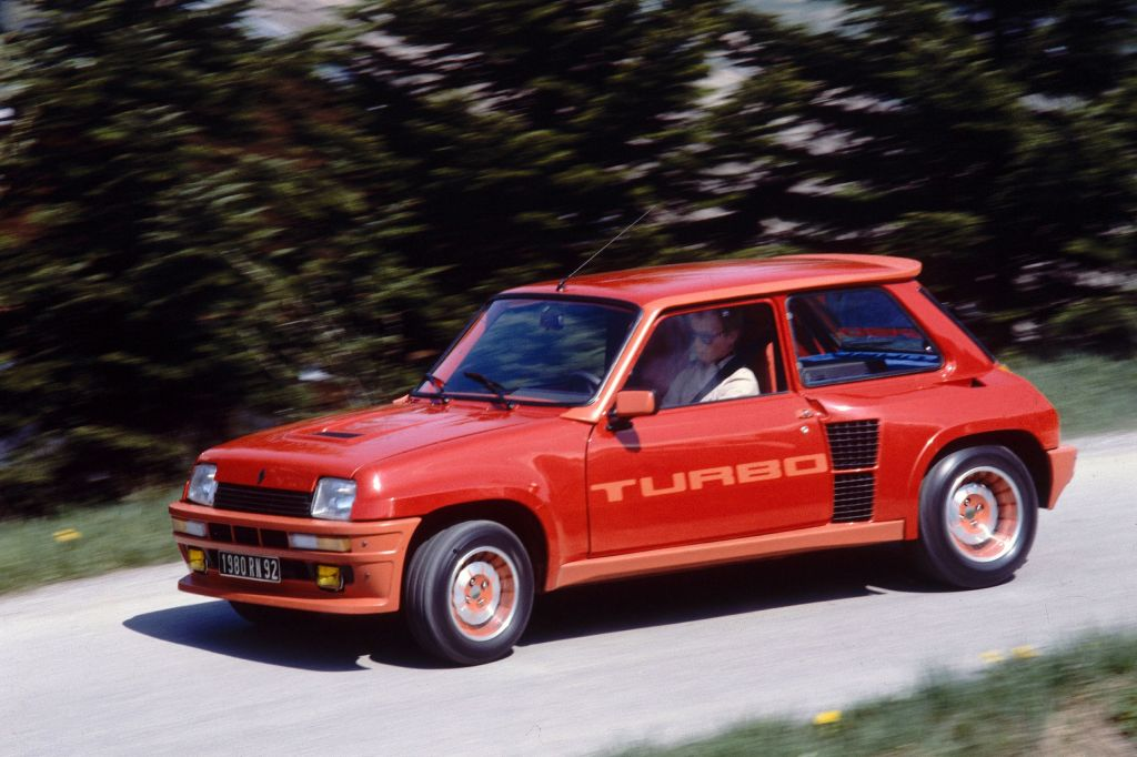 RENAULT R5 Turbo (1981- )