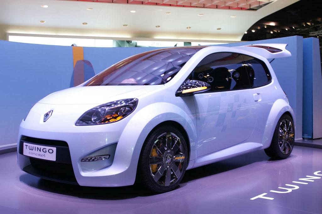 2009 Renault Twingo Concept Car Pictures