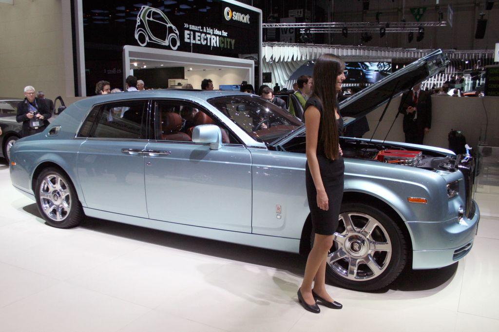 ROLLS-ROYCE 102 EX Concept - Salon de Genève 2011.com