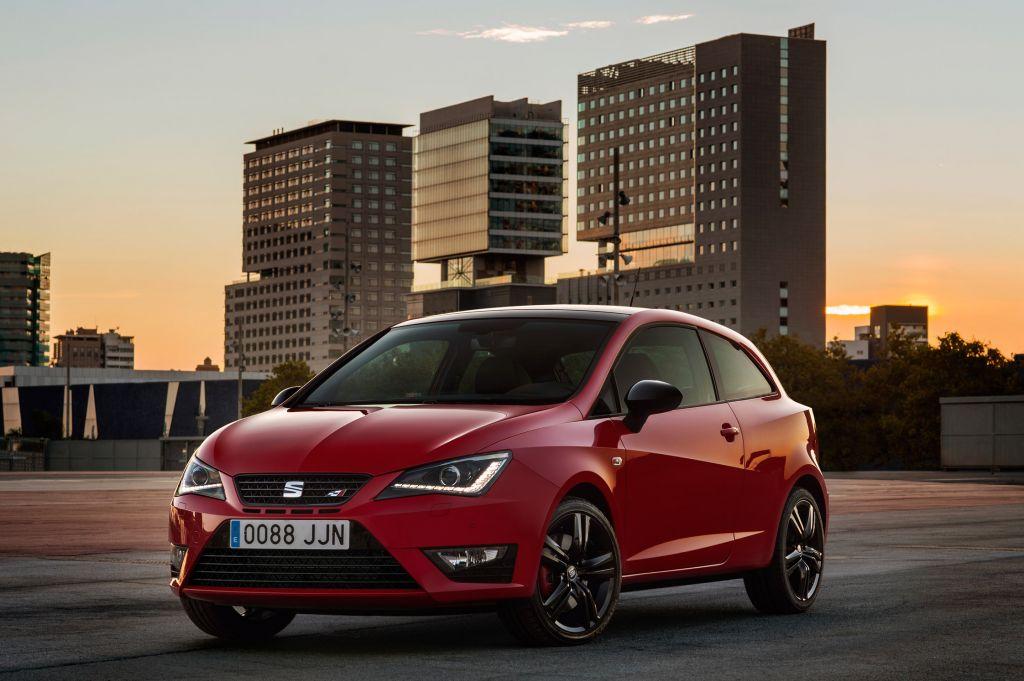 Essai SEAT Ibiza Cupra 1.8