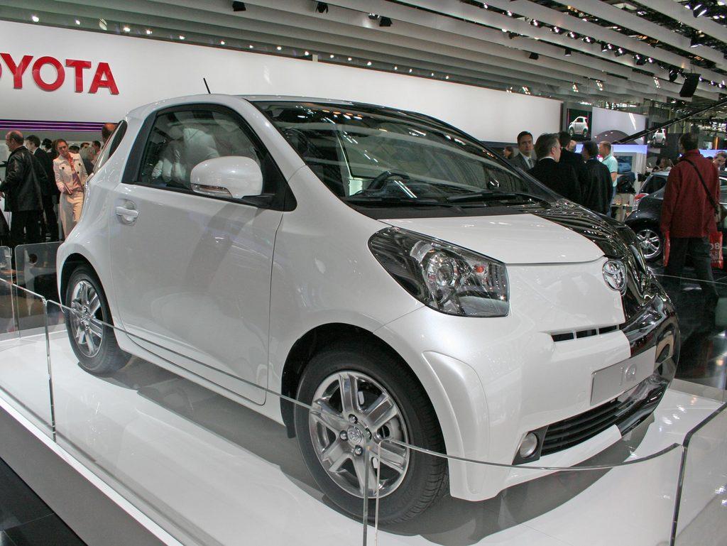 TOYOTA IQ - Mondial automobile 2008.com