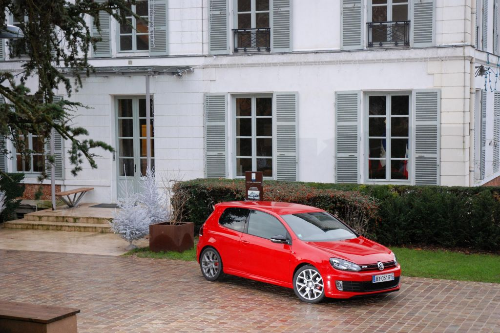 Essai VOLKSWAGEN Golf GTI Edition 35