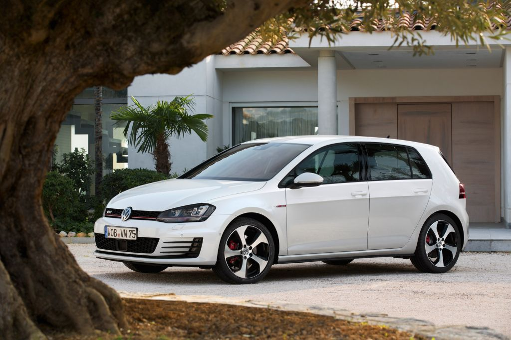Essai VOLKSWAGEN Golf GTI VII Performance