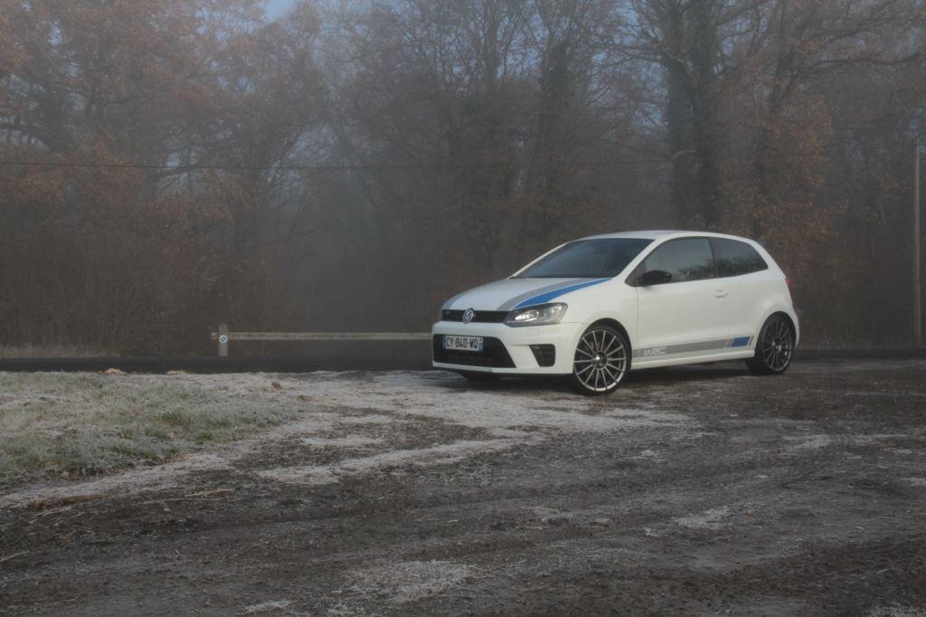 Essai VOLKSWAGEN Polo R WRC